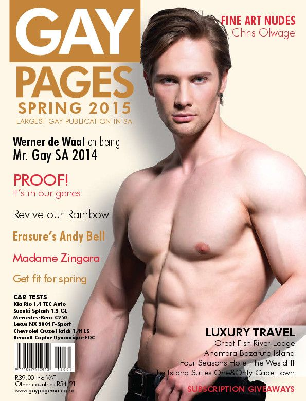 thumbnail of Gay Pages Spring 2015