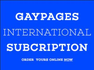 GayPages - InterNational Subscription Button
