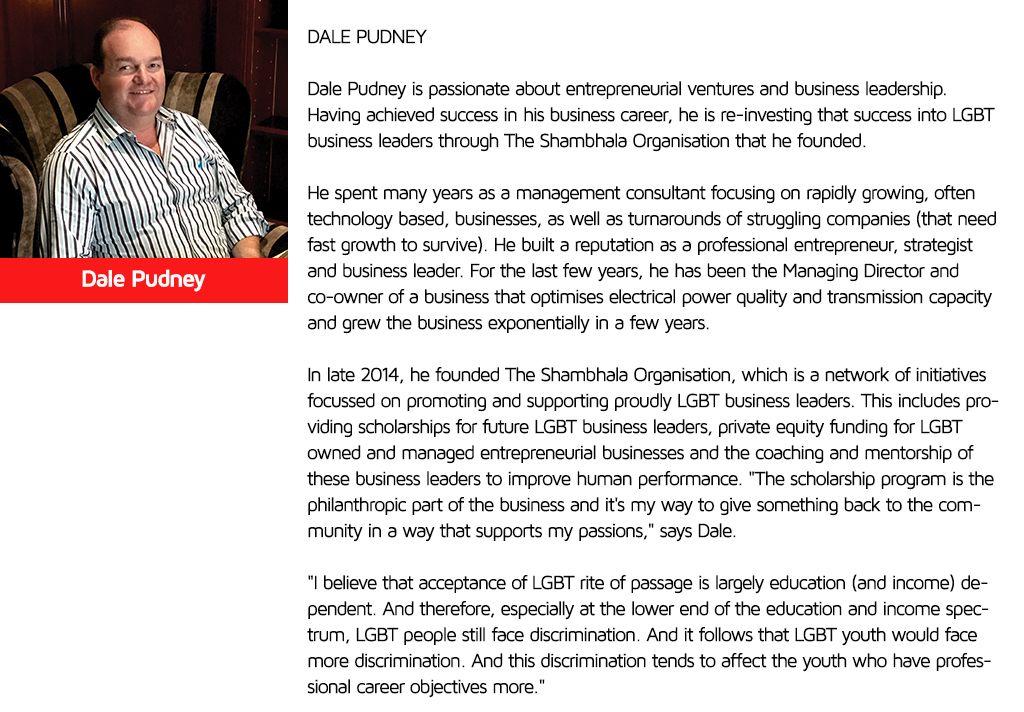 Dale Pudney