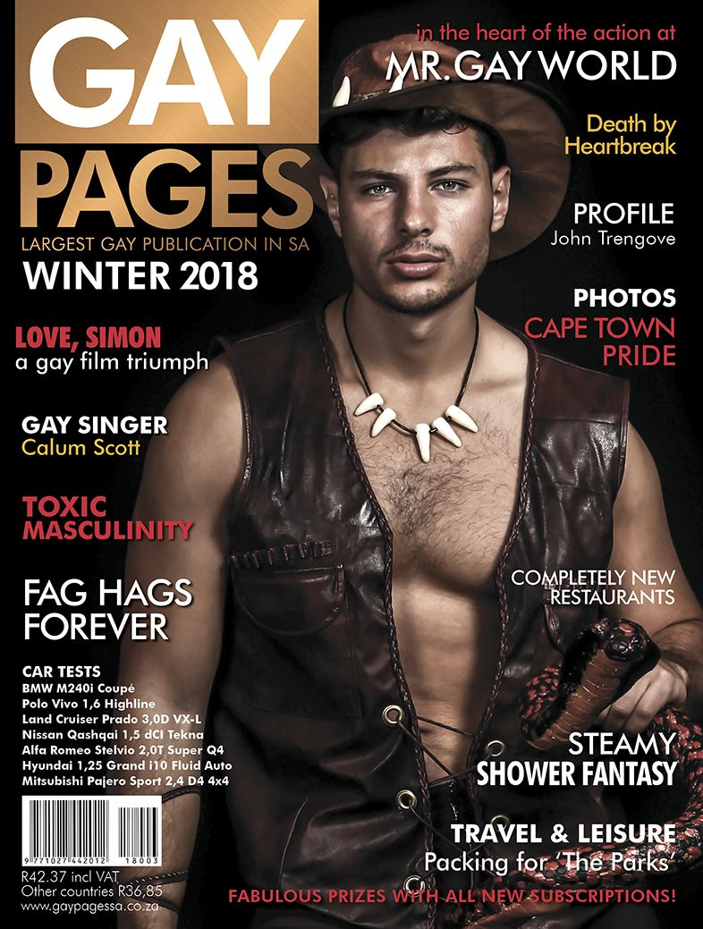 gay pages sa – gay lifestyle magazine