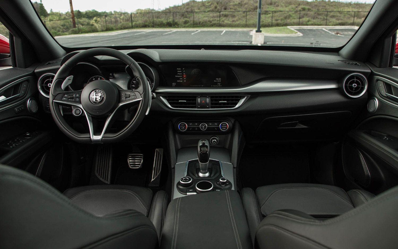 Road Test Alfa Romeo Stelvio