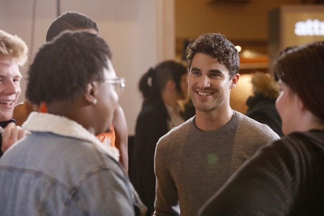 3 - Darren Criss (source Andrew Kelly l Ap Images for Clorox)