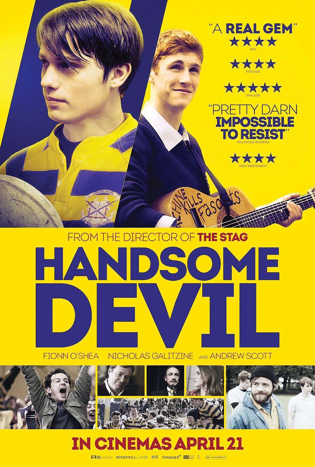 Handsome-Devil