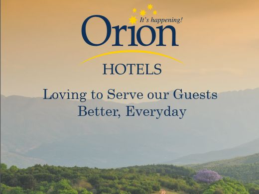 Orion Hotels gay pages magazine South Africa