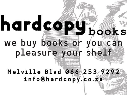 hardcopy books melville gay pages magazine johannesburg