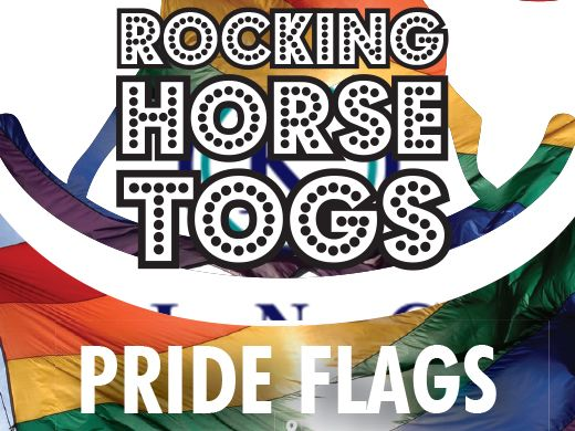 rocking horse togs pride merch printing melville gay pages magazine johannesburg