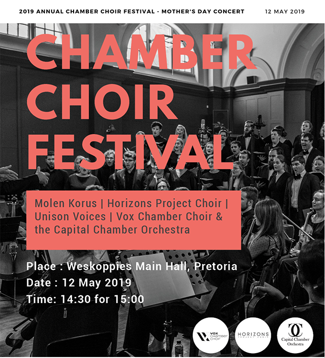 Chamber Choir Festival to Play Gay Composition - 12 May