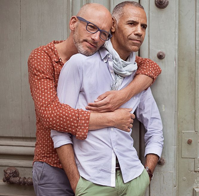 Study shows gay men over the age of 45 are more likely to